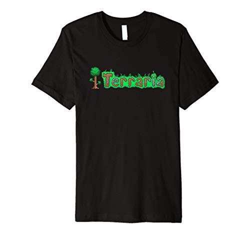 Terraria T-Shirt: Terraria Logo