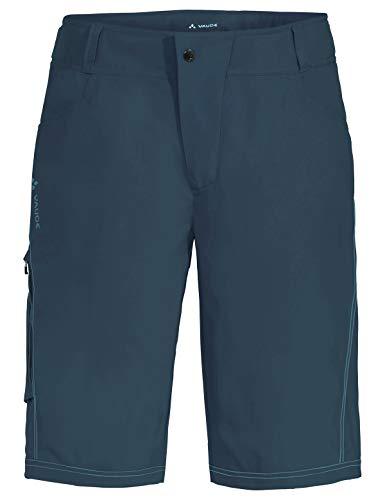 VAUDE Herren Hose Men's Ledro Shorts, steelblue, XL, 41440