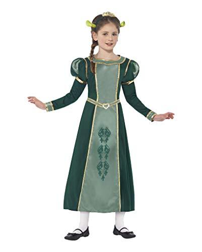 Horror-Shop Disfraz de Princesa Fiona para niños DLX L (10-12)