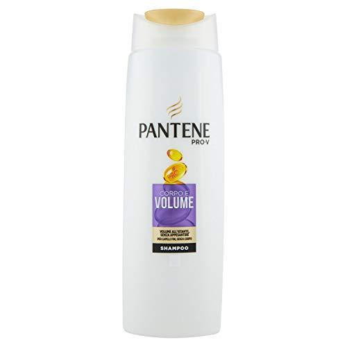 Pantene Pro-V Corpo e Volume Shampoo per Capelli Fini - 250 ml