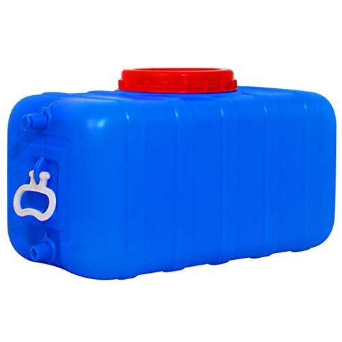 YATONG Bidon Plastico Portátil, Garrafas de Plastico, Tanque de Agua para Automóvil, Cubo de Agua, Portador de Agua para Campamento, para el Hogar, Campamento, Picnic, Barbacoa