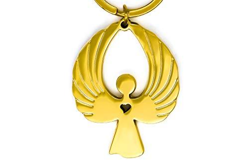 Angel Craft Llavero de ángel de la guarda – Bonito regalo...