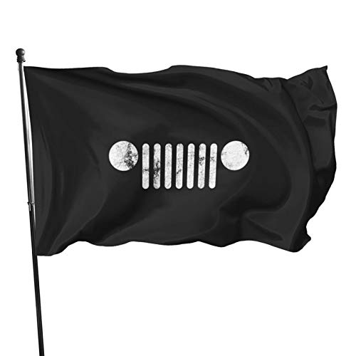 N/F Jeep-Flagge Banner Flaggen Banner