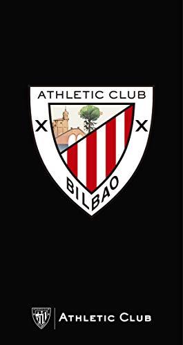 TEXTIL TARRAGO Toalla de Playa Athletic Club de Bilbao 90x170 cm 100% Algodon Licencia Oficial ATH8