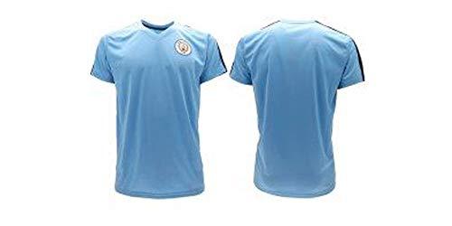 Camiseta oficial del Manchester City. (M)