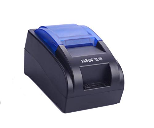 HOIN BIS Certified 58mm Bluetooth + USB Thermal Receipt Printer