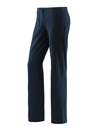 Joy Sportswear Freizeithose Shirley für Damen - Bequeme Jogginghose aus Baumwolle & Stretch-Material | Loose Fit & gerader Schnitt | Sport Hose für Training & Alltag Kurzgröße, 18, Night