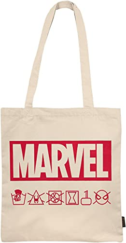 Marvel 2100002895, Bolso Asas Algodón Unisex niños, Multicolor, Standard