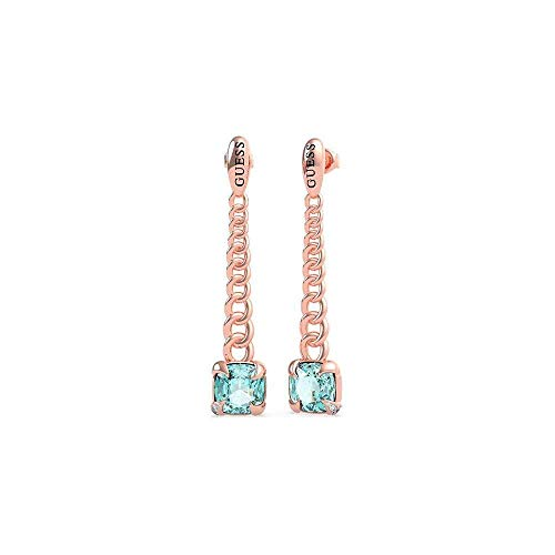 Guess Lady Luxe UBE20061 Earrings Stainless Steel Rose Gold