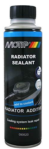 Motip radiator kit 090620 300ml. Afdichtingsopeningen en lekken in radiatoren voor auto's