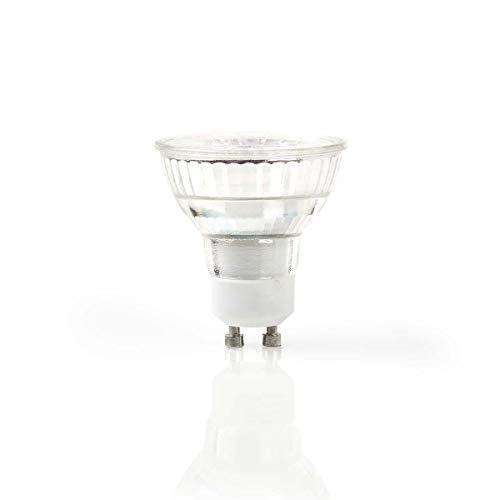 TronicXL 5 Stück Dimmbare LED Lampe GU10 Fassung Par 16 5W 345 lm dimmbar Warmweiss Par16