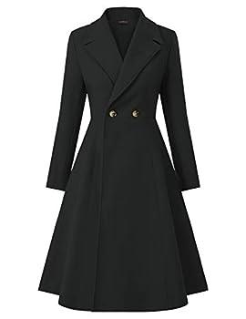 Best long pea coat women Reviews