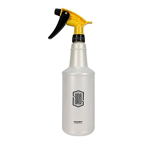 Lixiaonmkop 750 ml Pulverizador de espuma profesional Al lavado de la mano Presión de la mano Botella Rociador resistente a la corrosión Accesorios para automóviles