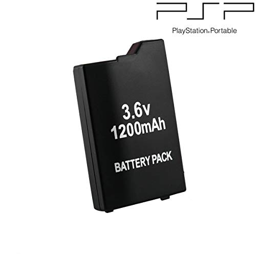 Rechargeable Pack for Sony PSP 2000/3000 3.6v 1200mAh Long Standing Battery