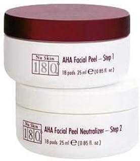 Nu Skin 180º® AHA Facial Peel and Neutraliser Step1-2