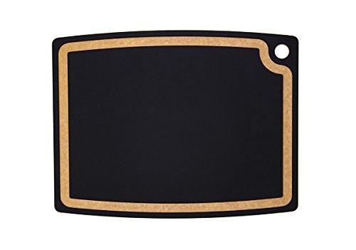 Epicurean Gourmet Series Cutting Board 195-Inch by 15-Inch SlateNatural