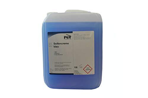 Seife - BLAU - Cremeseife Seifencreme Flüssigseife 10 Liter (1 x 10 Liter)