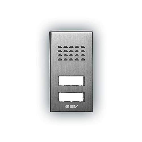 GEV Ersatzausseneinheit 2- Familienhaus Audio Türsprechanlage CAS 88313