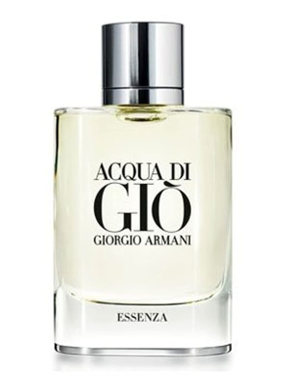 魔術雪の悲観的Acqua Di Gio Essenza (アクア デ ジオ エッセンツァ) 2.5 oz (75ml) EDP Spray for Men