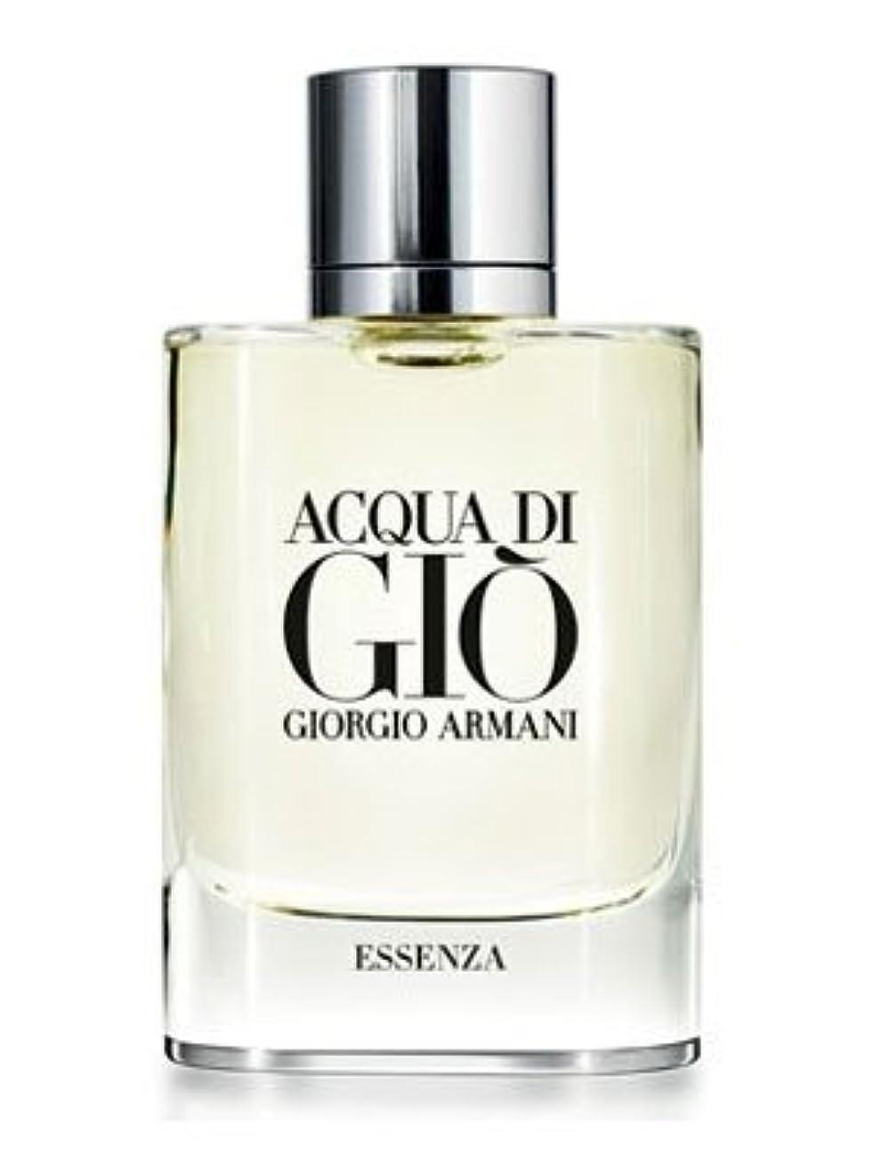 クラッチ確認してくださいパンAcqua Di Gio Essenza (アクア デ ジオ エッセンツァ) 2.5 oz (75ml) EDP Spray for Men