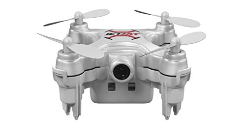MOTA JETJAT Ultra Drone with One Touch Take-Off & Landing, White (Pack of 2)
