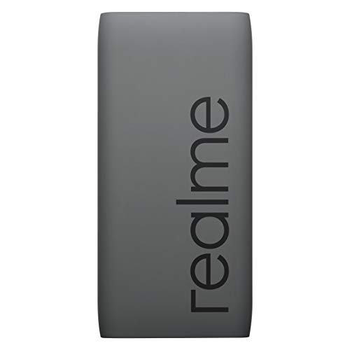 Realme 10000mAH Power Bank (Grey)