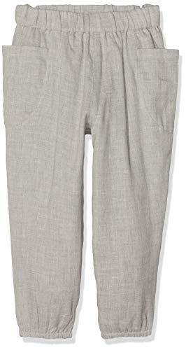 Noa Noa miniature Boy Crayon Pantalon, Gris (Grey Melange 5), 68 (Taille Fabricant: 6M) Bébé garçon