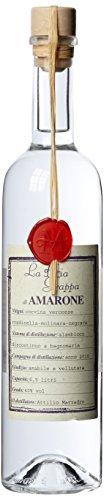 Marzadro Grappa La Mia Amarone Tresterbrand (1 x 0.5 l)