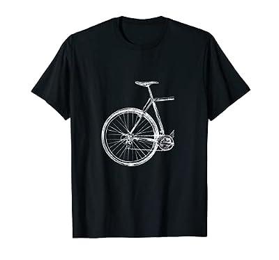 Rentner Ebike Fahrradtour - Fahrrad Grafik Herren T-Shirt