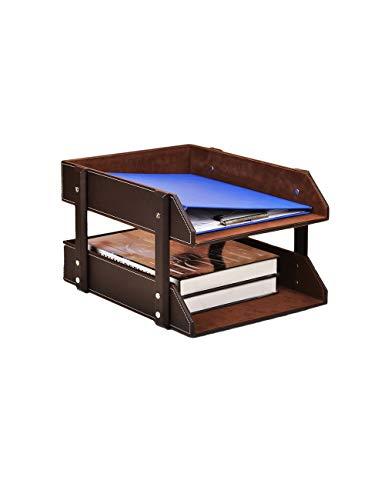 Ablagesysteme Schreibtisch Aktenhalter Zeitungsständer Moderner minimalistischer Stil Aktenfüller Aufbewahrungsbox Schreibwaren Aufbewahrungsbox Bürobedarf Schreibwaren (Color : A)