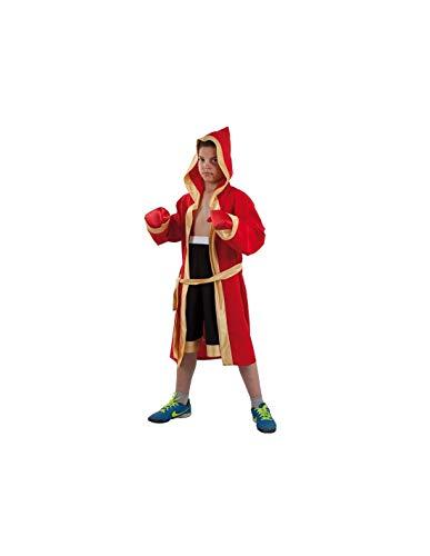 DISBACANAL Disfraz Boxeador Infantil - -, 12 años