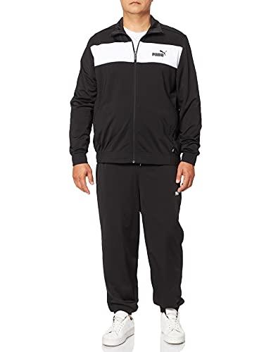 Puma 4063699410075 Poly Suit cl Tuta Sportiva, Puma Black, XL