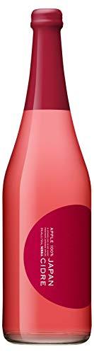 【国産リンゴ100% でつくった真っ赤なシードル】ニッカ JAPAN CIDRE [ シードル 720ml ]