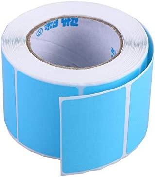 Blank Thermal Transfer Labels Free shipping anywhere in the nation Max 45% OFF Printer St Adhesive Shipping Paper