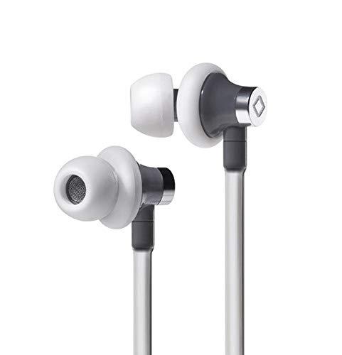 elektrosmog-reduzierendes Headset - AIRCOM A3 Stereo, Farbe:Weiß
