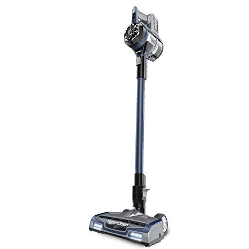 EUREKA HyperClean Pet Plus Cordless Stick Vacuum, One-Size, Navy