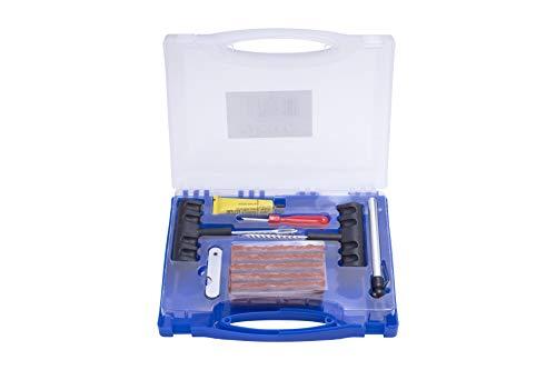 HAFIX Reifenreparatur Set Reifen-Reparatur-Set Reifenflickzeug PKW Motorrad Reifen Reparatur (Uni Standard)