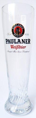 Weißbierglas Paulaner, 0,5°l, 2 Stück