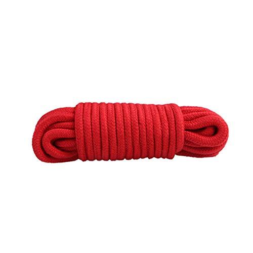 Cuerda de Acampada ,10 Metros de Largo, 7 mm de Grosor, para Jardines,...