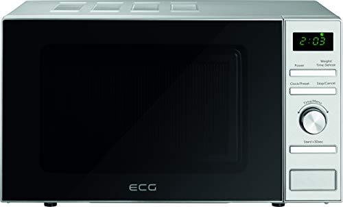 ECG MTD 2071 SE Multifunktionale Mikrowellen, Silber