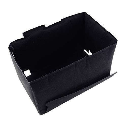 Ymhan Funda Protectora de la batería Cubierta de congelación Cubierta Aislante Caja de algodón Termó Termo Tela 5N0915411E Ajuste for VW Passat Golf Jetta A3