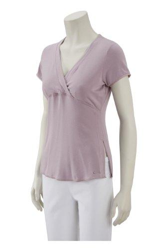 Nike Damen T-Shirt, Damen, Rosa (Pink), UK 14/16- UK
