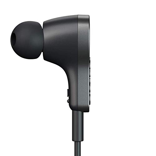 Pioneer Rayz Plus - Auriculares con Cable Lightning, Color Grafito, 16 x 7 x 4 cm