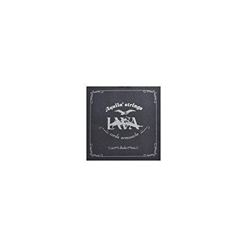 Aquila AQ U LS 110U Lava Series Ukulele Set (GCEA Soprano, high-G)