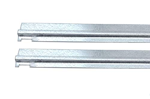 """HON Compatible Lateral File Bars (2 Per Order) Fits 36"""" Cabinet"""