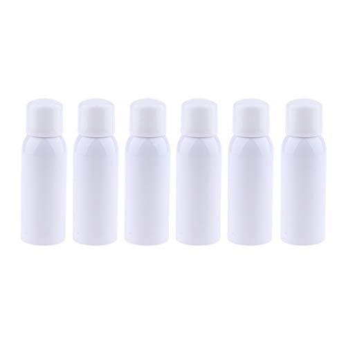 B Blesiya 6pcs 30ml Bouteilles de Parfum Vide Bouteille Atomiseur de Parfum Pompe Pulvérisateur Rechargeable pour Avion Voyage - #5 150 ml