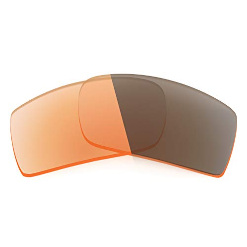 Revant Ersatzgläser für Wiley X Tide - Kompatibel mit für Wiley X Tide, Nichtpolarisiert, Adapt Orange Photochromic