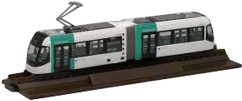 The Railway Collection Toyama Light Rail (Grün) (japan import)