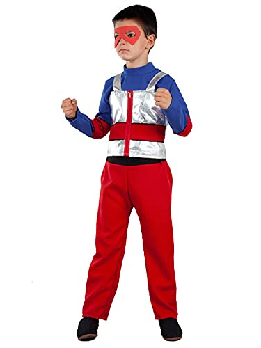 DISBACANAL Disfraz de Henry Danger para niño - 6 añ