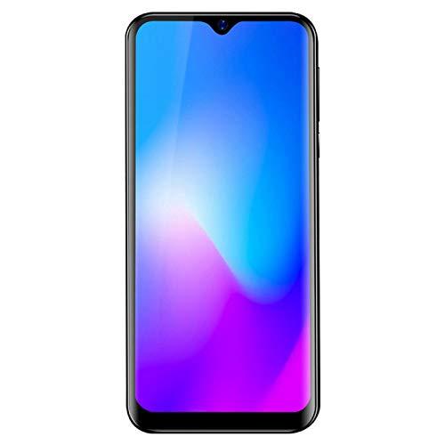 Blackview A60 Pro (2019) Smartphone Ohne Vertrag Günstig Dual SIM Handy, 4G, 4080mAh Akku, Android 9.0 Pie, 16GB ROM Erweiterbar Bis Zu 256GB, 8MP Rückfahrkamera, 5MP Frontkamera, 6,1Zoll Blau